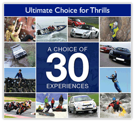 Ultimate Choice for Thrills