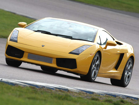 image of Lamborghini Thrill for Two