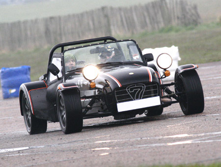 Caterham Thrill for Two