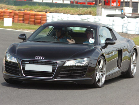 Audi R8 Thrill for Two
