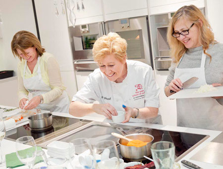 image of Half Day Hands on Cookery Lesson For Two