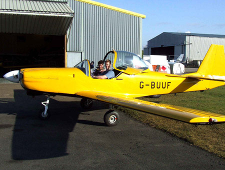 Image of Aerobatics Taster for Two