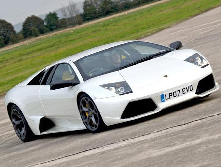 image of Lamborghini LP640 Hot Lap Passenger Ride for Two