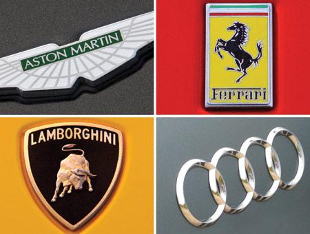 image of Ferrari, Lamborghini, Aston or Audi R8 for Two