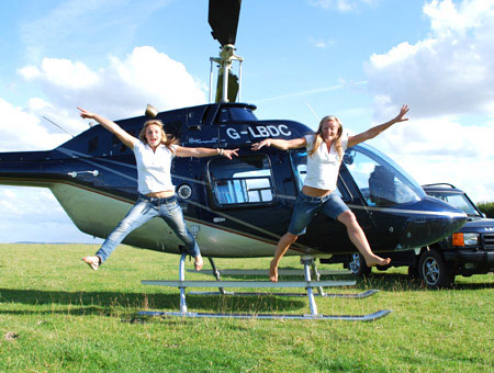 25 Minute Helicopter Tour over London for Two