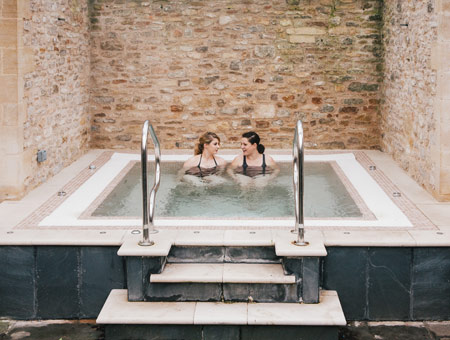 image of Charlton House Signature Spa Day with Two Course Lunch for Two