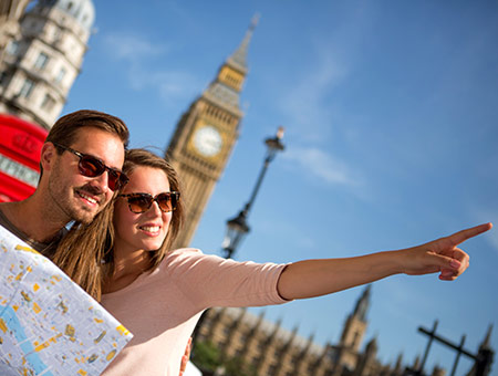 image of London City Break with Attraction Entrance and Afternoon Tea for Two
