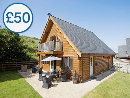 image of £50 Credit Towards 'Cottage Escapes to Cornwall'