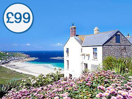 image of £99 Cottages by the Coast