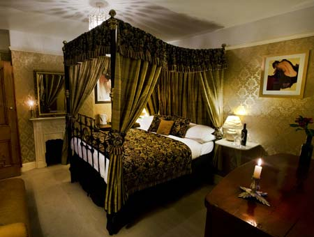 Boutique Hotels and Deluxe B&B Break for Two