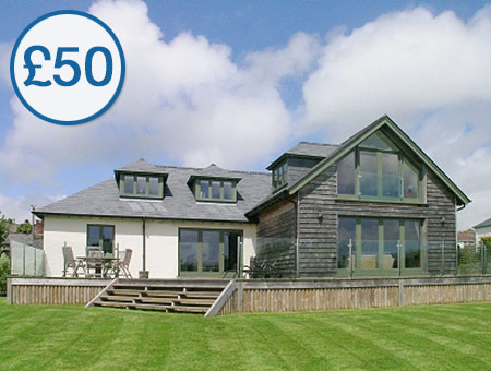 £50 Credit Towards 'Cottage Escapes to Devon'