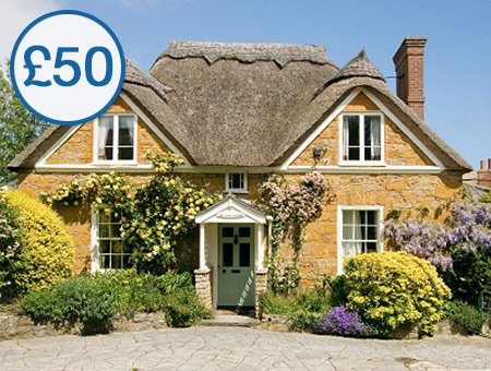 image of £50 Credit Towards 'Cottages in the Country'