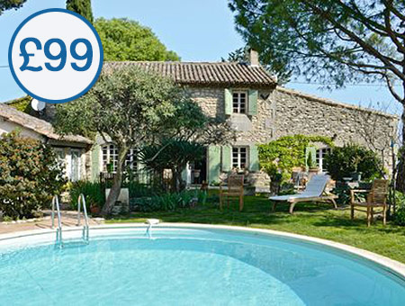 £99 Credit Towards 'Escape to France'