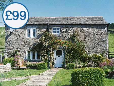image of £99 Credit Towards 'Heritage Cottage Escapes'