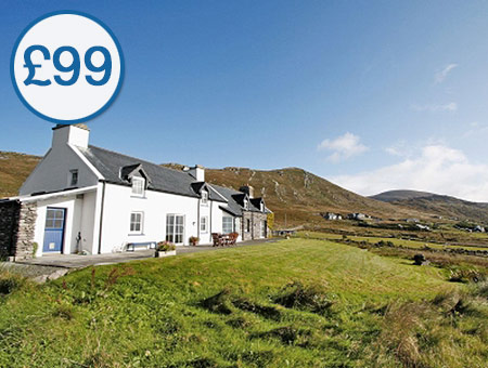 image of £99 Credit Towards 'Cottages in Ireland'