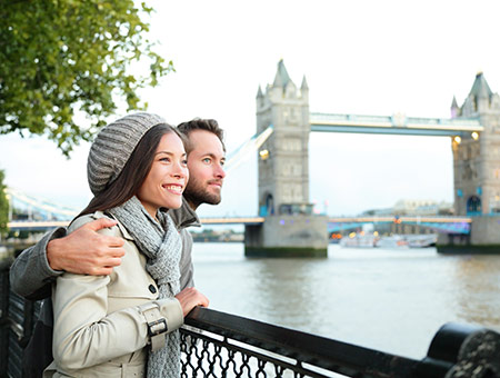 image of London City Break with Afternoon Tea for Two