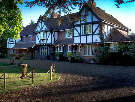 image of Country House Retreat with Afternoon Tea at Little Silver Country Hotel