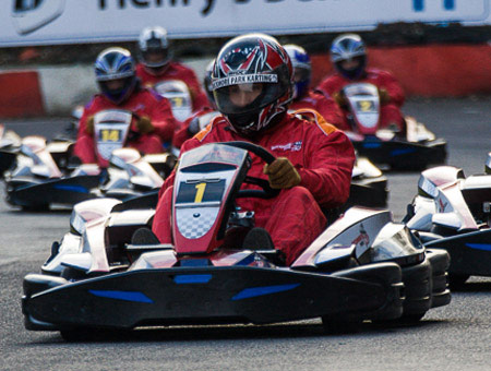 image of Karting Experience for Two