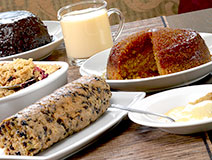 Pudding Club and Overnight Stay for Two