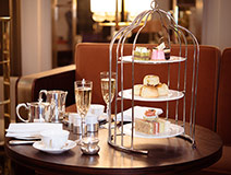 Champagne Afternoon Tea at the Park Lane Hotel for Two