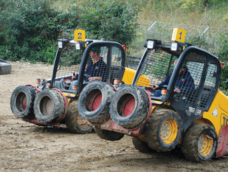 Dumper Racing Experience for Two