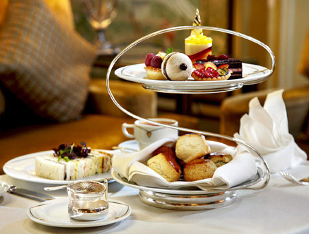 image of Afternoon Tea at the Park Lane Hotel for Two