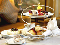 Afternoon Tea at the Park Lane Hotel for Two