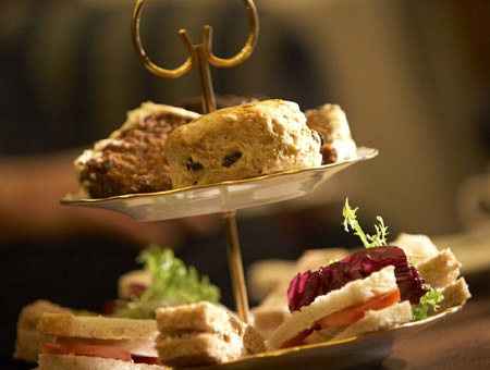 image of Traditional Afternoon Tea for Two