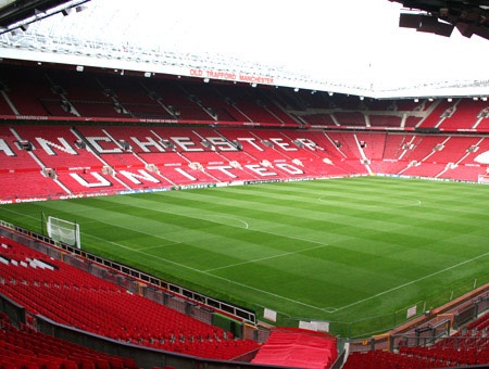 Tour of Old Trafford for Two Adults