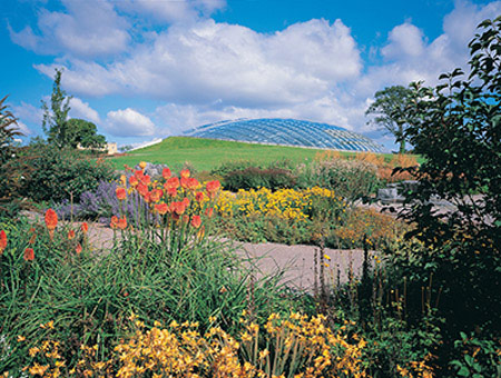 image of National Botanic Garden of Wales Visit for Two