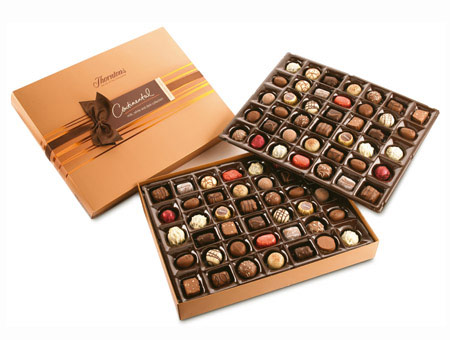 Thorntons Continental Collection 755g - Thorntons Chocolates - Flowers & Chocolates | Gift Ideas for Two