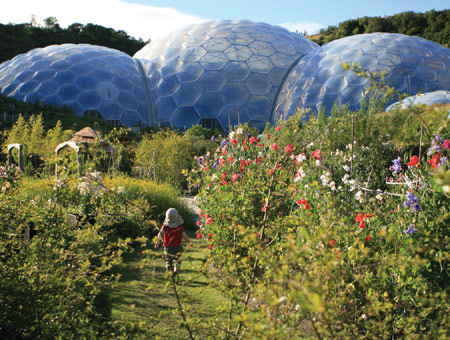 image of Eden Project Entrance for Two