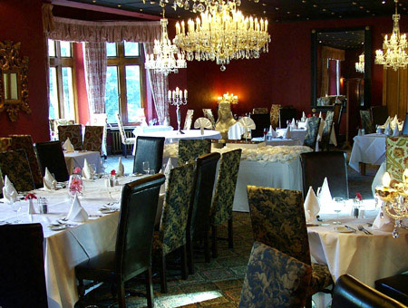 image of Grand Dining at Ruthin Castle for Two