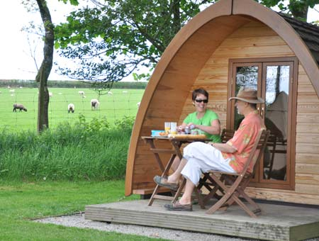 Glamping Break - Was £109, Now £99