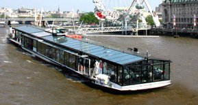 London Eye & Lunch Cruise for Two - Was £109, Now £94