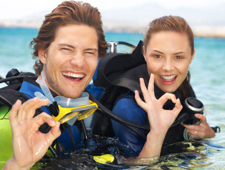 Discover Scuba Diving Experience for Two - Was £54, Now £39