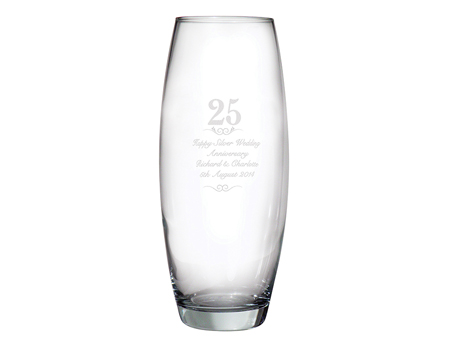 Image of 25 Years Bullet Vase
