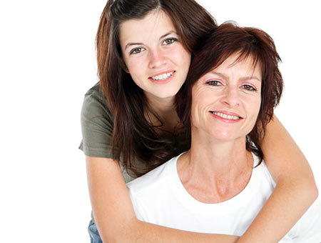 Mother and Daughter Makeover and Photoshoot - Was £49, Now £24.50