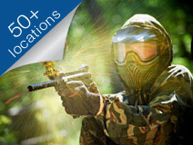 Paintball Experience for Two - Was £34, Now £17