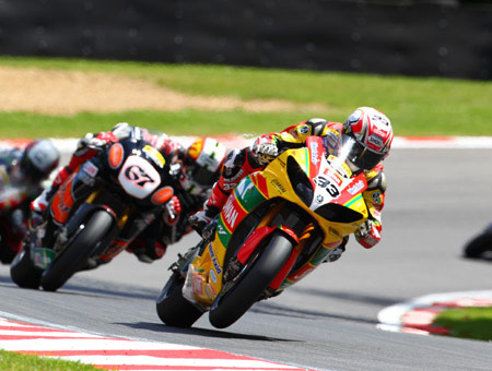 image of British Superbike Weekend Tickets for Two