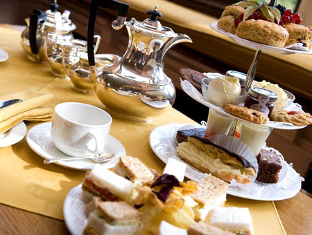 image of Royal Afternoon Tea at Armathwaite Hall & Country House for Two