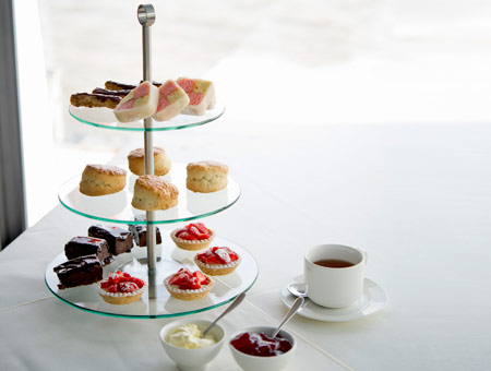 image of Afternoon Tea Cruise for Two on the Thames