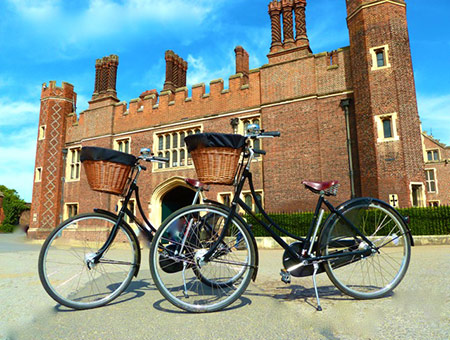 image of Hampton Court Palace Bike Tour for Two