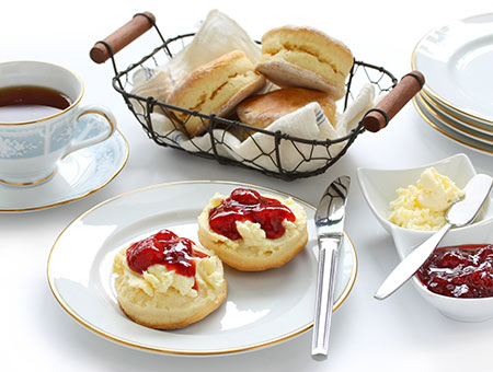 image of Lancashire Afternoon Cream Tea Cruise for Two