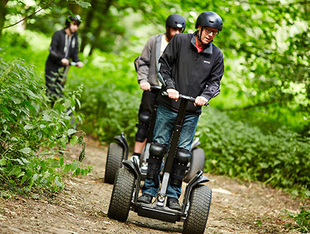 image of Segway Blast for Two