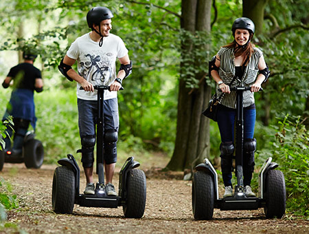 image of Segway Rally for Two