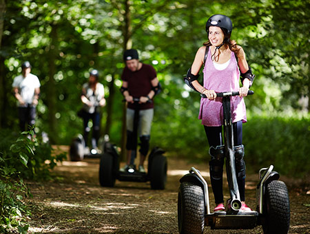 image of Segway Thrill for Two