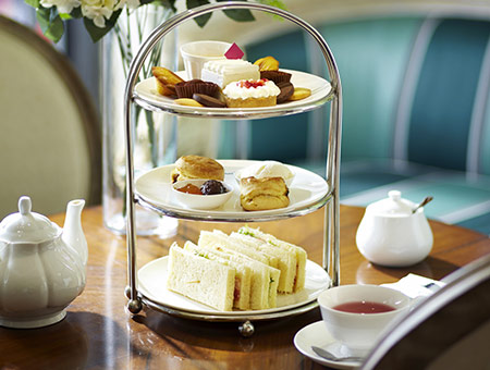 image of Afternoon Tea for Two at Rothay Manor