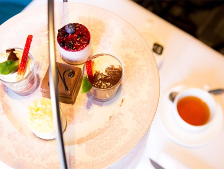 image of Afternoon Tea for Two at the Hilton London West End Hotel