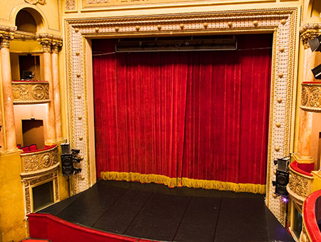 image of Backstage Tour of Drury Lane with a Meal for Two